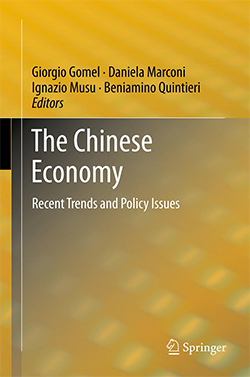 The Chinese Economy. Recent Trends e Policy Implications